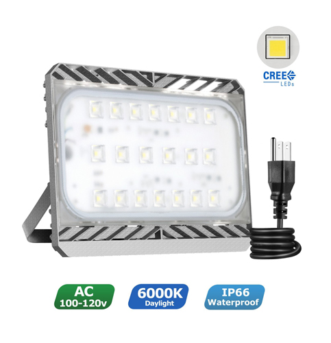 10. STASUN 100W LED Security Lights