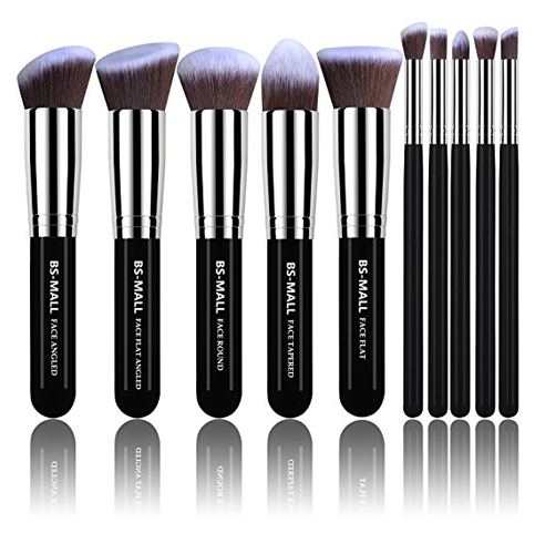 10. Docolor 16pcs Makeup Brushes