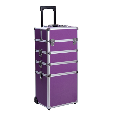6. Ollieroo Train Case with Box Handle