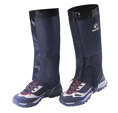 6. Redcamp Waterproof Hiking Gaiters