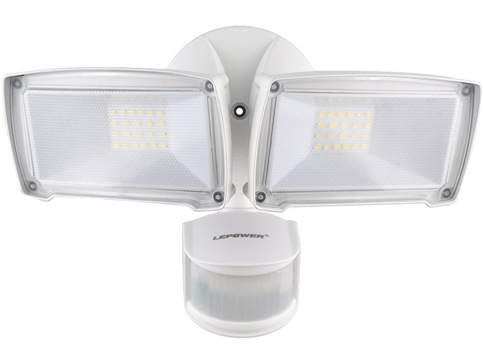 7. LEPOWER 28W 2500LM LED Security Light