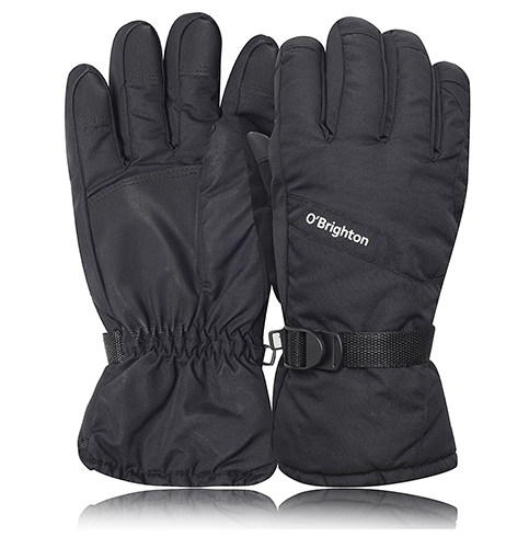 2. Ski Gloves Snow Winter Warm Gloves Outdoor Waterproof