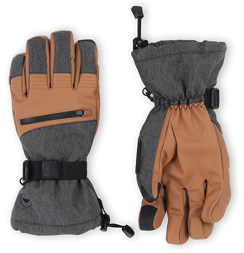 10. The Slugger Ski & Snowboard Glove