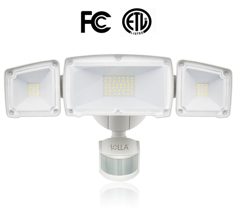 9. SOLLA 39W LED Security Light