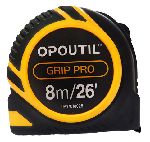 1. OPOUTILTape measure retractable 25ft