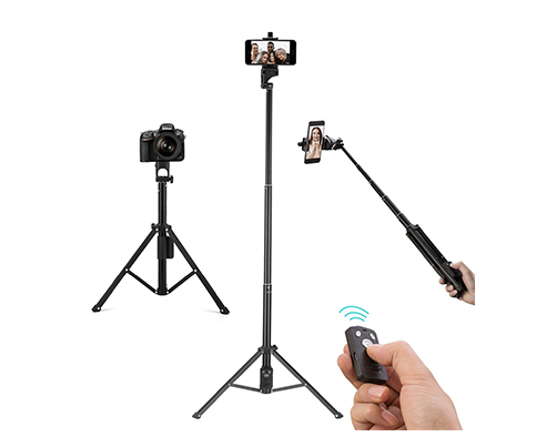 5. Eocean Selfie Stick Tripod