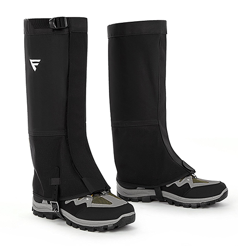 8. FiveJoy Hiking Boot Gaiters