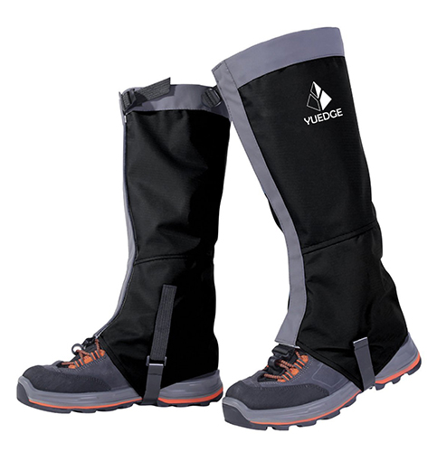 10. Yuedge High Leg Gaiters