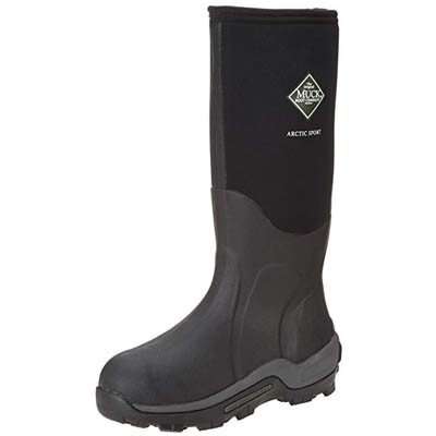 1. Muck Boot Adult Arctic Sport Boot