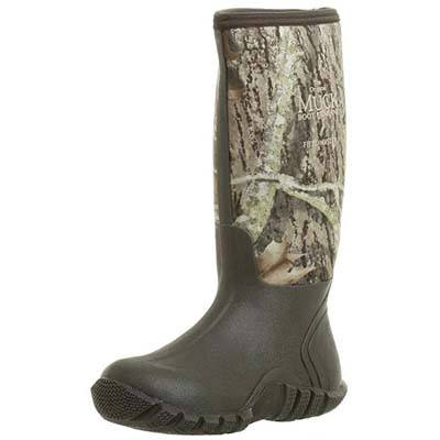 4. Muck Boot Adult FieldBlazer Hunting Boot