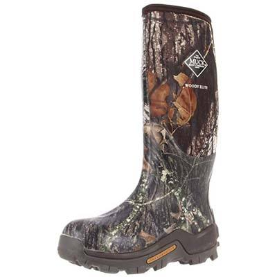 7. Muck Boot Adult Woody Elite Hunting Boot