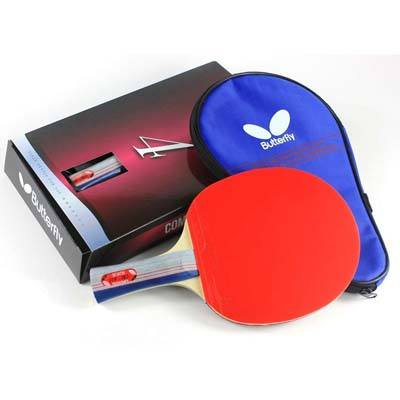3. Butterfly 302/501/602 Table Tennis Racket Set