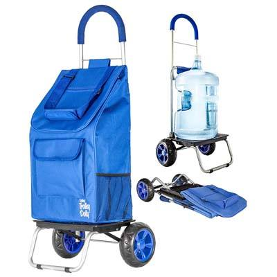 1. dbest products Trolley Dolly (Blue)