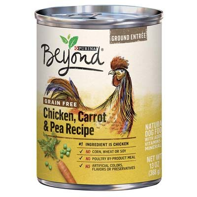 8. Purina Beyond Grain Free Adult Wet Dog Food