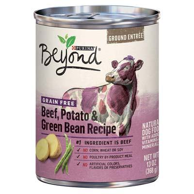 10. Purina Beyond Grain Free Adult Wet Dog Food