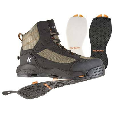 1. Korkers Greenback Wading Boot