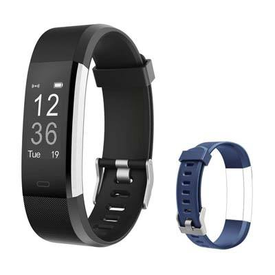 2. Letsfit Fitness Tracker HR