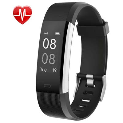 6. Willful Fitness Tracker with Heart Rate Monitor
