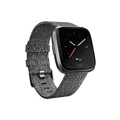 4. Fitbit One Size Versa Special Edition Smartwatch