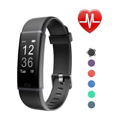 3. LETSCOM Fitness Tracker for Kids Women and Men