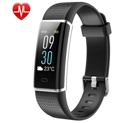 8. Willful Fitness Tracker (Color Screen, 2018 Ver)