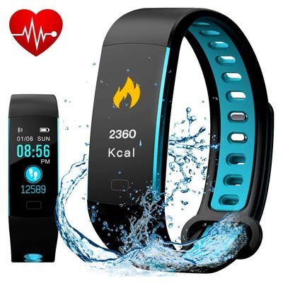 10. cafar Fitness Tracker for Android and IOS