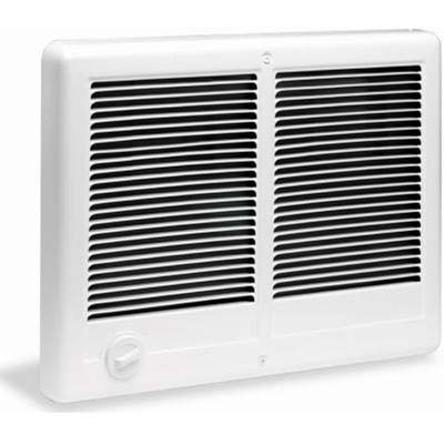 6. Cadet 4000W White Electric Wall Heater with Thermostat
