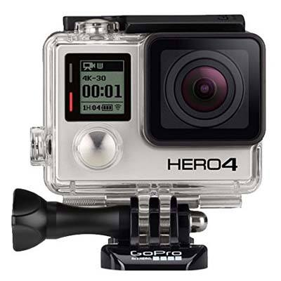 2. GoPro HERO4 BLACK