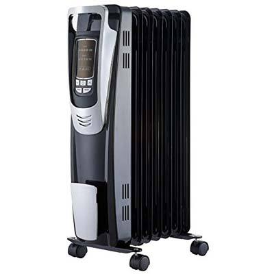 7. PELONIS Digital Radiator Heater with Remote Control