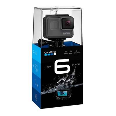 5. GoPro HERO6 Black