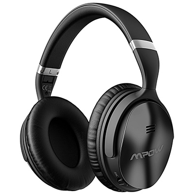 9. Mpow H5 Active Noise Cancelling Bluetooth Headphones