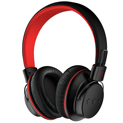 8. Mpow H1 Bluetooth Over Ear Headphones