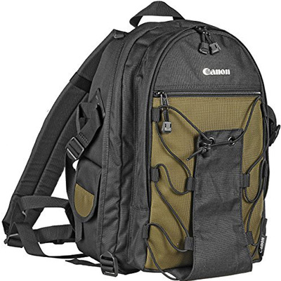 2. Canon Deluxe 200EG Photo Backpack