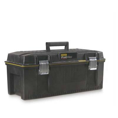 4. Stanley 028001L 28-Inch Structural Foam Tool Box