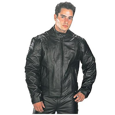 10. Xelement B7201 Top Grade Leather Jacket
