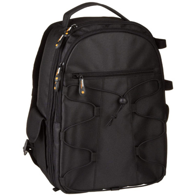 1. AmazonBasics SLR/DSLR Camera Backpack