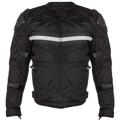 9. Xelement CF751 Tri-Tex Motorcycle Jacket