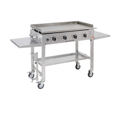 6. Blackstone 36-Inch Stainless Steel Gas Grill