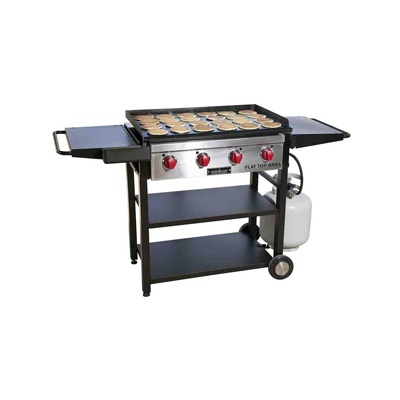 8. Camp Chef FTG600 Flat Top Grill