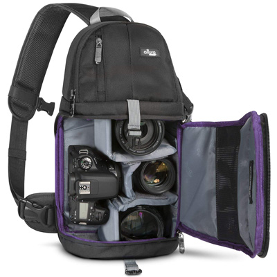 3. Altura Camera Sling Backpack