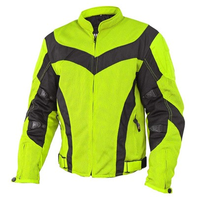 2. Xelement CF6019 Invasion Men's Motorcycle Jacket