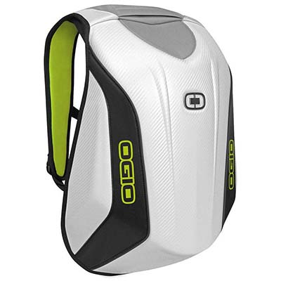 8. OGIO No Drag Mach 3 Motorcycle Backpack