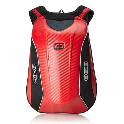 5. OGIO No Drag Mach 5 Motorcycle Backpack