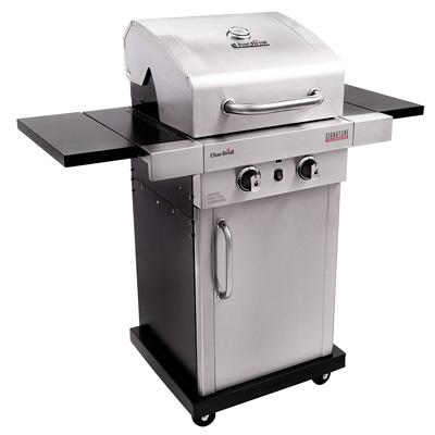 7. Char-Broil TRU-Infrared 325 2-Burner Gas Grill