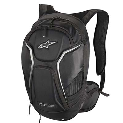 10. Alpinestars 6107115-12 Tech Aero Backpack