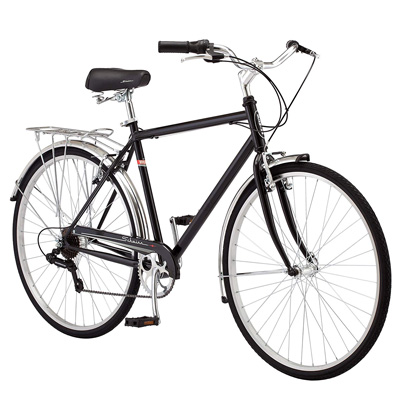 9. Schwinn Wayfarer Men's Hybrid Bike