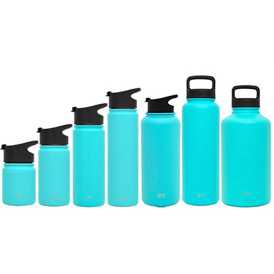 3 Simple Modern Summit Water Bottle
