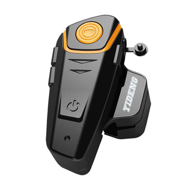 4 Yideng Bluetooth Motorcycle Headset