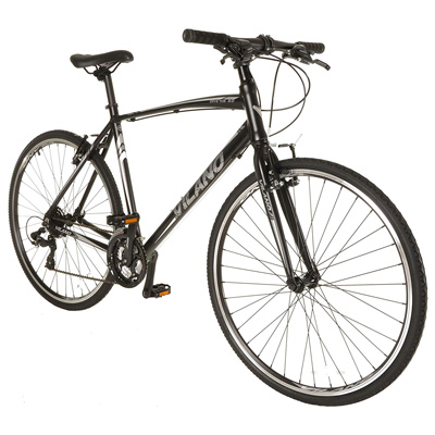 10. Vilano Diverse 2.0 24-Speed Hybrid Bike