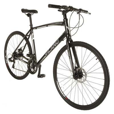 6. Vilano Diverse 3.0 24-Speed Hybrid Bike